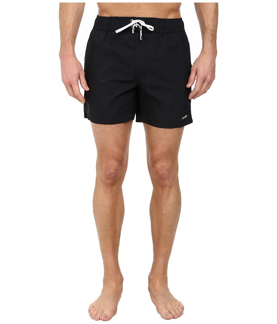 2(X)IST - Hampton (Black) Mens Swimwear