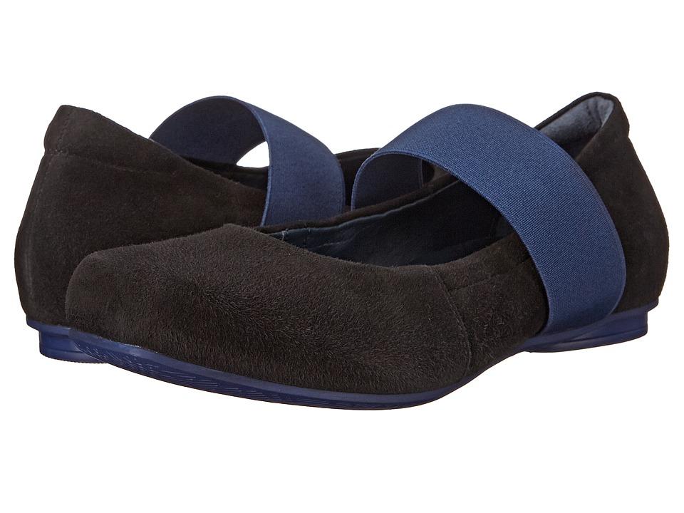 Think 85199 Black/Kombi Womens Maryjane Shoes