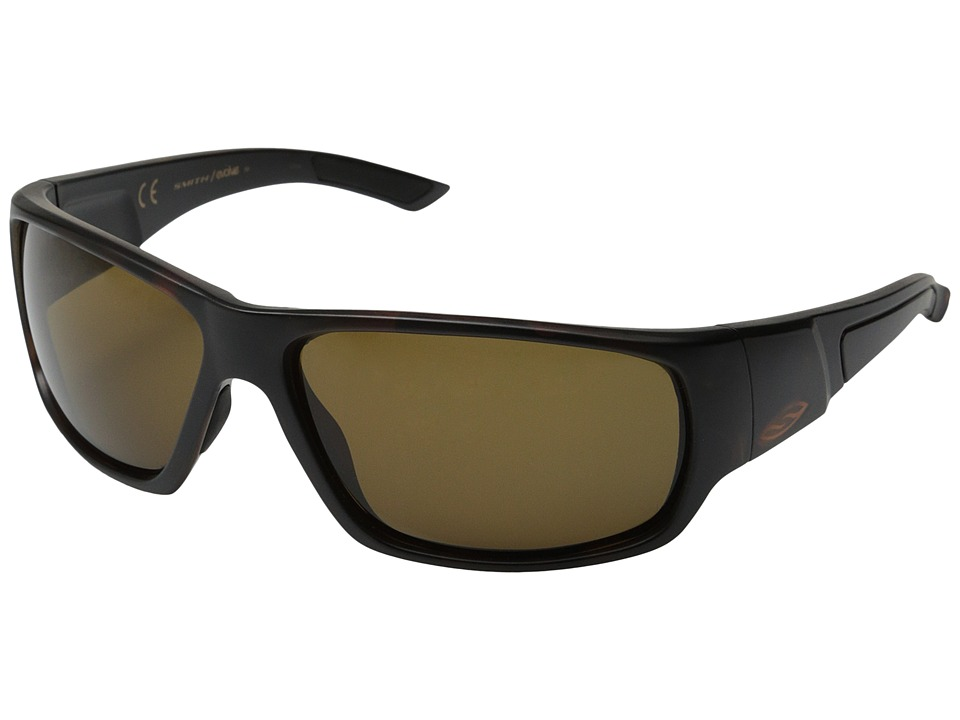 Smith Optics - Discord (Matte Tortoise/Polar Brown Chromapop Lenses) Fashion Sunglasses