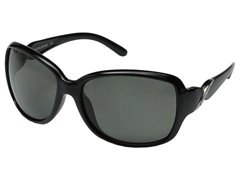 SunCloud Polarized Optics Weave - Black Frame/Gray Polarized Polycarbonate Lenses