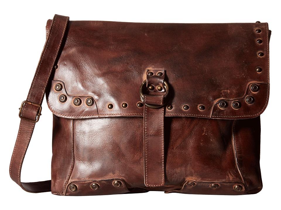 Bed Stu - Thames Bag (Teak Rustic/Rustic Rust) Bags