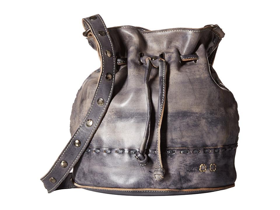 Bed Stu Malibu Bag Black Driftwood Bags