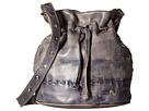 Bed Stu Malibu Bag (Black Driftwood)