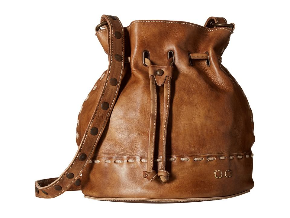 Bed Stu Malibu Bag Tan Driftwood Bags