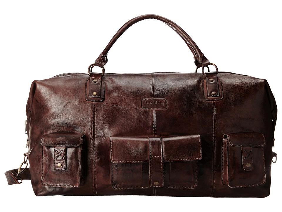 Bed Stu Exile Teak Rustic Bags