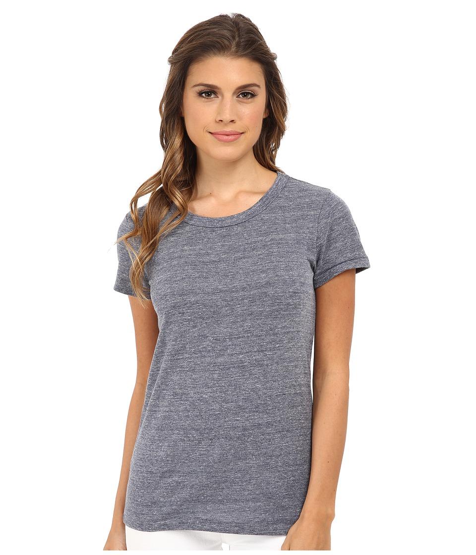 Alternative Ideal Tee Eco Navy Womens T Shirt