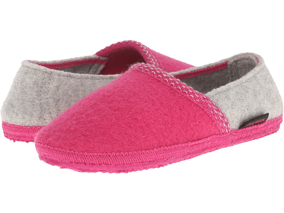 Giesswein Gretchen Fuchsia Womens Slippers
