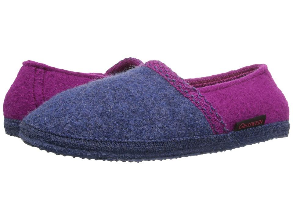 Giesswein Gretchen Jeans Womens Slippers