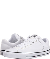 Converse - Chuck Taylor® All Star® Hi Street Ox Leather