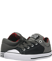 Converse Kids - Chuck Taylor® All Star® HI Street Ox Plaid (Little Kid/Big Kid)