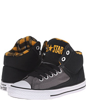 Converse Kids - Chuck Taylor® All Star® HI Street Hi Plaid (Little Kid/Big Kid)