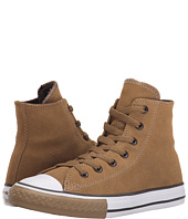 Converse Kids - Chuck Taylor® All Star® Suede Hi (Little Kid/Big Kid)