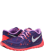 Nike Kids - Free 5.0 Lava (Big Kid)