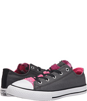 Converse Kids - Chuck Taylor® All Star® Camo Fur Ox (Little Kid/Big Kid)