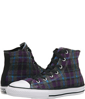 Converse Kids - Chuck Taylor® All Star® Plaid Hi (Little Kid/Big Kid)