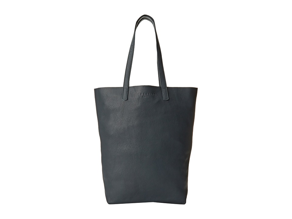 Liebeskind Fashion Tote Dark Blue Tote Handbags