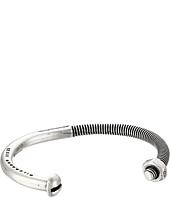 Giles & Brother - Skinny Nut & Bolt Cuff Bracelet
