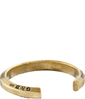 Giles & Brother - Hex Cuff Bracelet