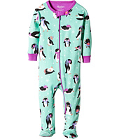 Hatley Kids - Cool Penguins Footed Coverall (Infant)