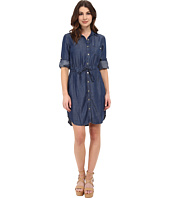 Calvin Klein - Tencel Shirtdress