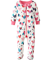 Hatley Kids - Hens & Chicks Footed Coverall (Infant)