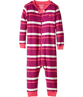 Hatley Kids - Neon Stripes Sleepy Romper (Infant)