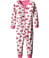 Hatley Kids - Pretty Crowns Sleepy Romper (Infant)