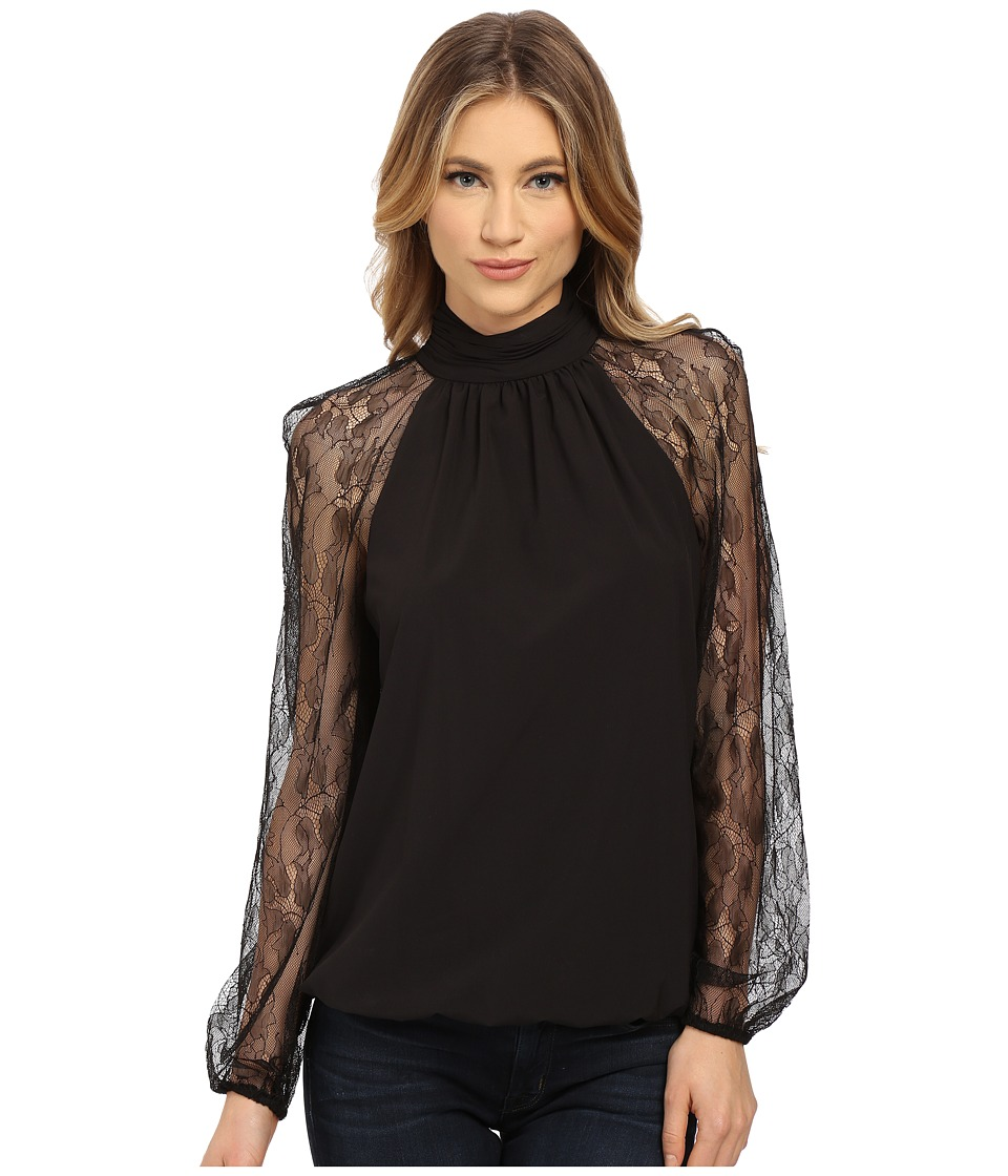 CATHERINE Catherine Malandrino Courtney Blouse Noir Womens Blouse
