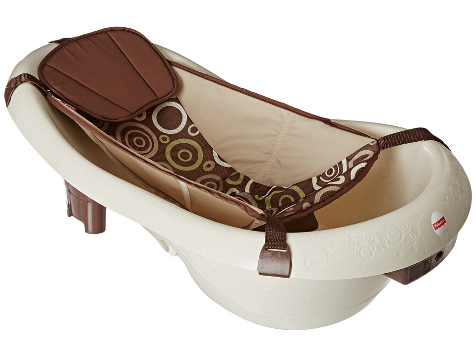Fisher Price - Calming Waters Vibration Tub (Tan) Carriers Travel
