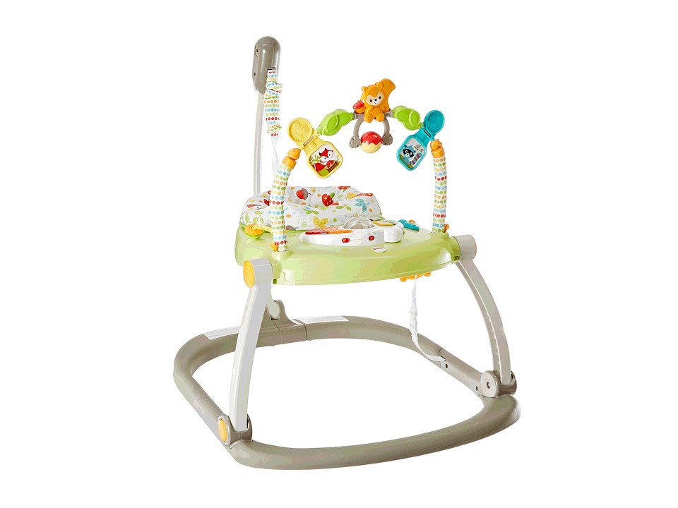 Fisher Price Woodland Friends SpaceSaver Jumperoo (Woodland) Carriers Travel