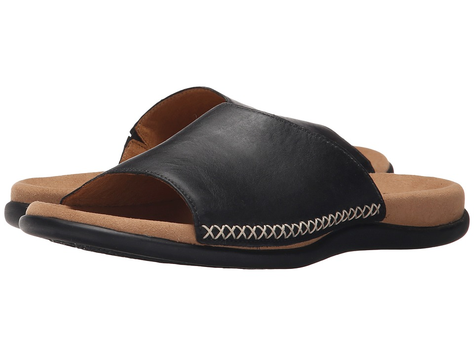 Gabor - Gabor 03.705 (Black Nappa) Women's Sandals