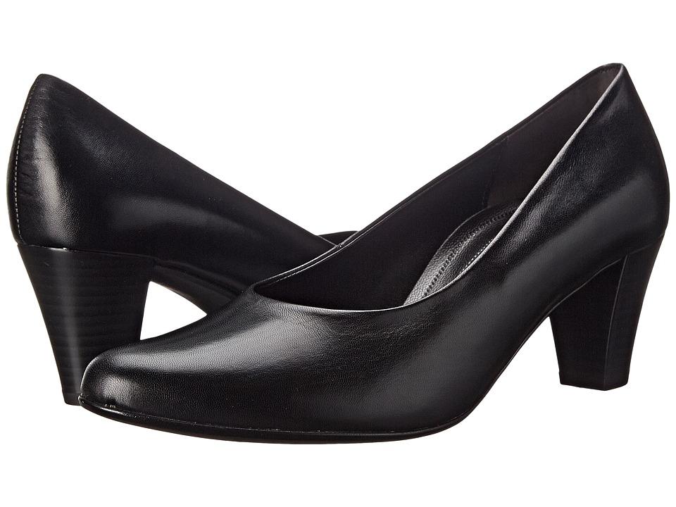 Gabor Gabor 06.170 Black Kid Womens 1 2 inch heel Shoes