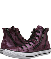 Converse - Chuck Taylor® All Star® Leather Hardware Dual Zip