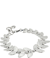 Lucky Brand - Silver Fish Bone Bracelet