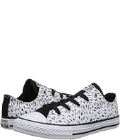 Converse Kids - Chuck Taylor® All Star® Animal Sparkle - Print Ox (Little Kid/Big Kid)