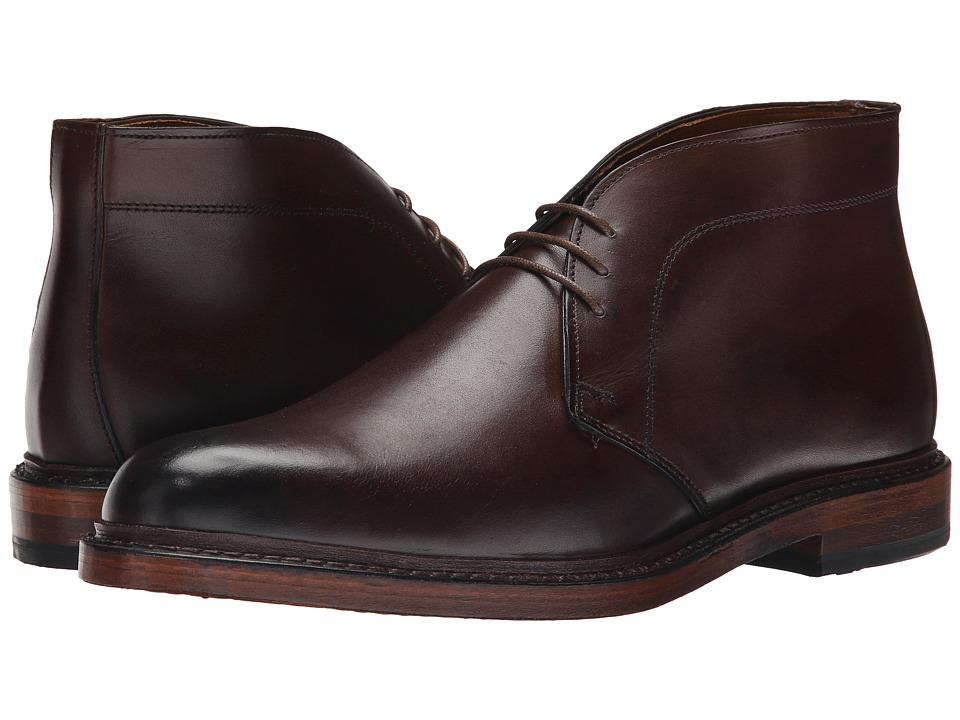 Allen Edmonds Dundee 2.0 Brown Mens Dress Boots