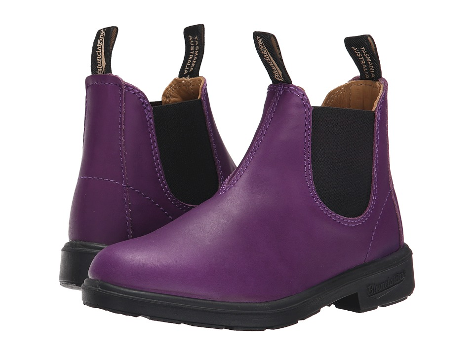 Blundstone Kids 1532 Toddler/Little Kid/Big Kid Purple Girls Shoes