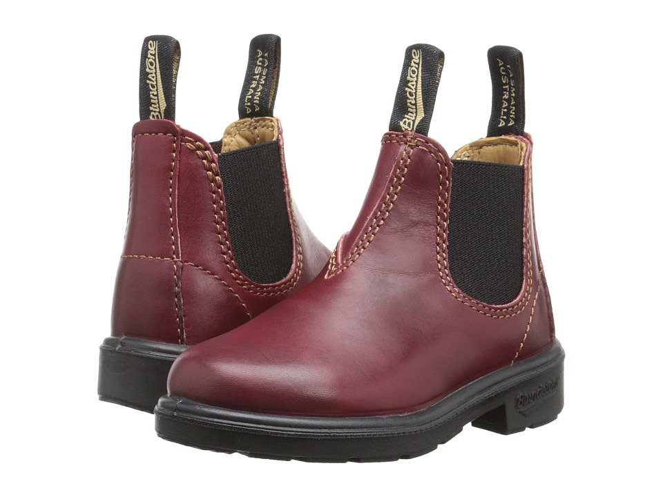 Blundstone Kids 1419 (Toddler/Little Kid/Big Kid) (Burgundy) Kids Shoes