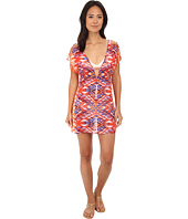 BECCA by Rebecca Virtue - Tulum Chiffon Tunic Cover-Up