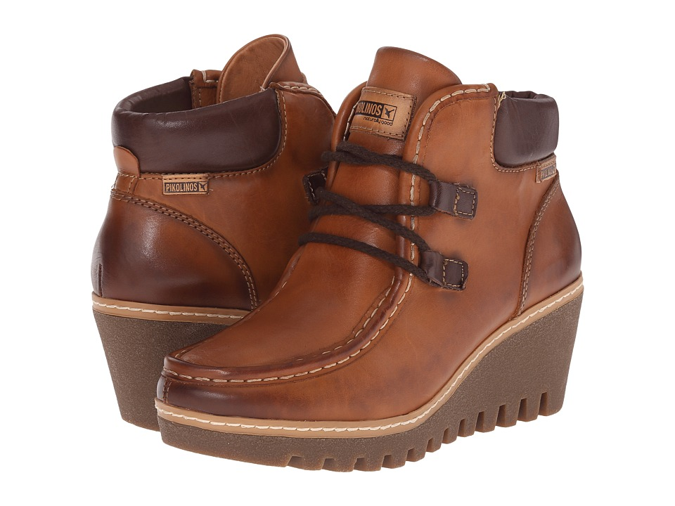 Pikolinos Maple W0E-8625 (Brandy) Women