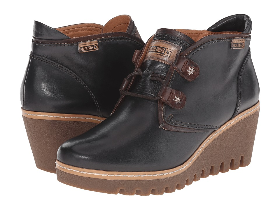 Pikolinos Maple W0E-8647 (Black) Women
