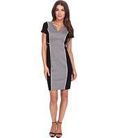 NYDJ - Constance Houndstooth Sheath Dress