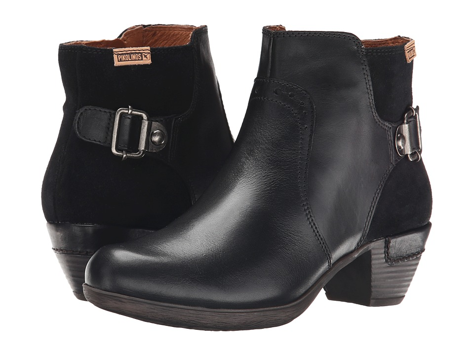 Pikolinos - Rotterdam 902-9945 (Black) Womens Shoes