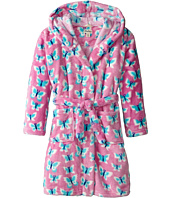 Hatley Kids - Icy Butterflies Fuzzy Fleece Robe (Toddler/Little Kids/Big Kids)