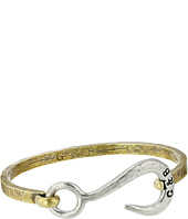 Giles & Brother - Hook with Hinge Cuff Bracelet