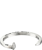 Giles & Brother - Railroad Spike Cuff Bracelet
