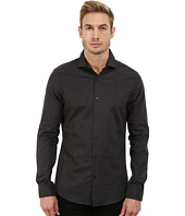 Michael Kors - Slim Twill Melange Shirt