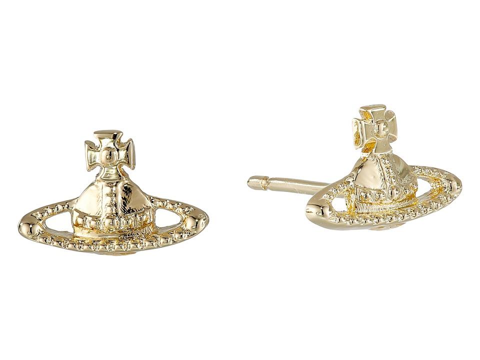 Vivienne Westwood - Farah Earrings (Gold) Earring