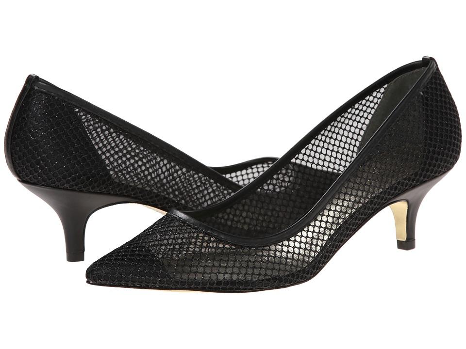 Adrianna Papell Lois Black High Heels