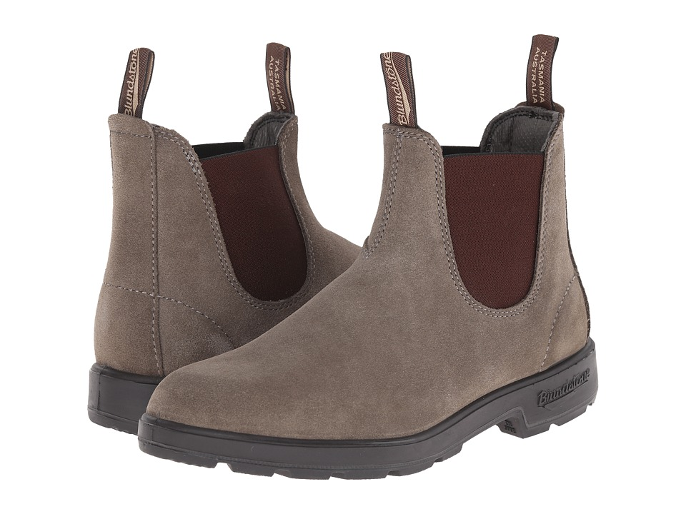 Blundstone - BL1459 (Olive Suede) Work Boots